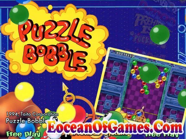 Puzzle Bobble Free Download