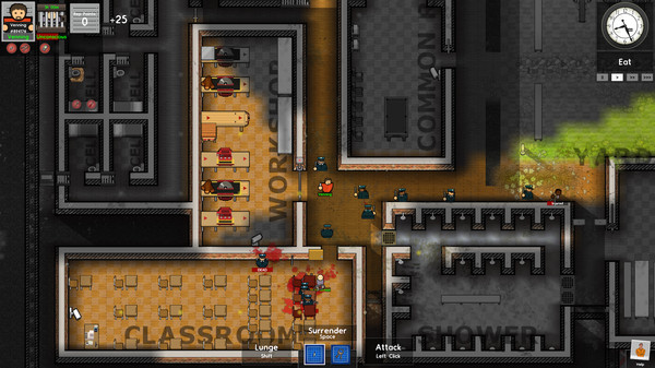Prison Architect The Slammer GOG Free Download