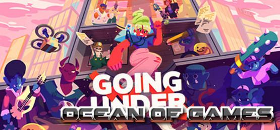 Going Under GoldBerg Free Download